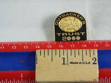 OUTBACK STEAKHOUSE PIN TRUST 2000