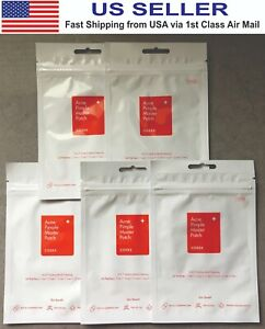 5 x COSRX Acne Pimple Master Patch - 120 Acne Dots - FRESH STOCK + FREE SHIP!