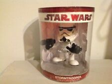 "STAR WARS FUNKO ULTRA-STYLIZED BOBBLE-HEAD STORMTROOPER 6"" BNIB"