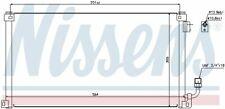 Nissens (94599) Kondensator, Klimaanlage für CITROEN PEUGEOT