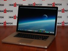 Apple Macbook Pro 15 i7 Pre-Retina+ LOADED!+ 16 GB RAM + 2 TB Solid State Hybrid