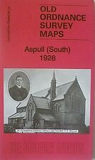 Old Ordnance Survey Map Aspull South Lancashire 1928 Sheet 94.01 New