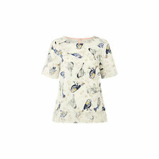 WHITE STUFF Viscose Short Sleeve No Tops & Shirts for Women