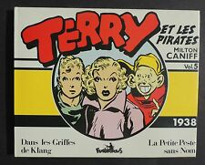 Collection Copyright. TERRY ET LES PIRATES 5. par CANIFF. Futuropolis 1988 - TTB