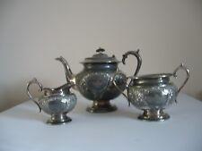 Set da tè-brocca TEIERA-LATTIERA-ZUCCHERIERA-by jt&co - E.P.B.M