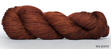 Dream In Color Yarn It's Native Lace Weight Mohair/Merino ~ Tea Party ~ Knit!