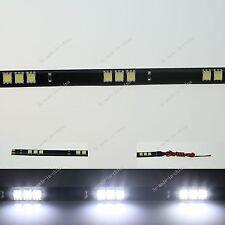 10X White 120CM 4Ft 48' 60 5050 LED Flexible Strip Light Waterproof 12V M033