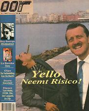 MAGAZINE OOR 1987 nr. 17 - YELLO / DOORS / HEART / CARLY SIMON / HOODOO GURUS