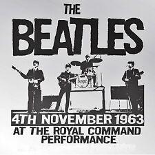 Beatles Royal Command Performance 1963 fridge magnet   (ro)