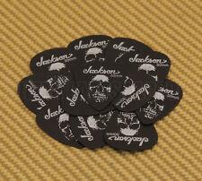 298-7451-700 (12) Genuine Jackson® 451 Skull Thin Delrin .50mm Guitar Picks