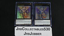 YuGiOh! HIERATIC DRAGON KING OF ATUM DUPO-EN092 1ST ULTRA X2