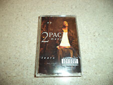 2Pac - So Many Tears Cassette Maxi-Single 1995 RARE Tape Still Sealed Tupac Pac