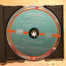 Jean-Luc Ponty- Mystical Adventures, CD - ( Target CD, W. Germany)
