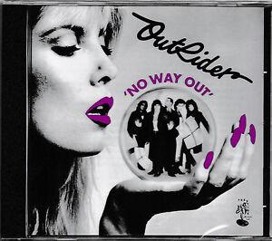 Outrider - No Way Out / CD / AOR / NEU+OVP-SEALED!