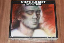 Steve Hackett - Defector (2016) (2xCD+DVD Deluxe Edition) (477 682-5) (Neu+OVP)