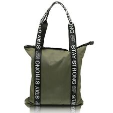 GEORGE GINA & LUCY Flightbag olive strong