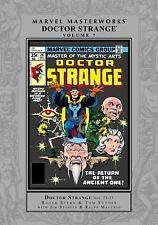 Marvel Masterworks - Doctor Strange Vol. 7 by Jim Starlin and Ralph Macchio...