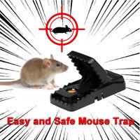 5Pcs Mouse Traps Snap Rat Mice Clip Squirrel Killer Catcher Trap Rodent Reusable