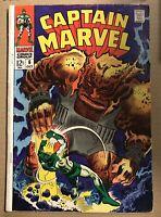 CAPTAIN MARVEL 6 Comics 12 Cents