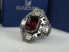 Swarovski Sheila Ring (Size52/small) Mib #1160641