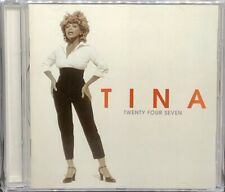 TINA TURNER - TWENTY FOUR SEVEN, CD ALBUM, (1999).