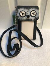 kate Spade Penguin Phone Crossbody iPhone 7 8 X XS Smartphone Case