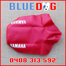 YAMAHA PW80 Y-ZINGER 1983-2010 RED Seat Cover **Aust Stock** Y130-11