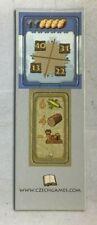 Tzolk'in The Mayan Calendar - Mini Expansion 2 Promo Tiles New