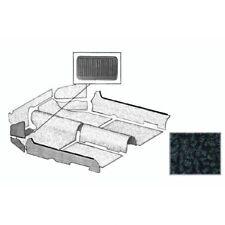 VW MAGGIOLONE CABRIO BEETLE 1303 MOQUETTE COMPLETA NERA CARPET KIT BLACK TMI