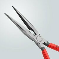 Knipex 26 11 200 needle nose pliers with a cutting edge  snipe nose side cuttin