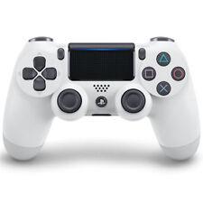 White  4 PS4 Wireless Sony Play Station Dualshock 4 Joystick Gamepad Controller