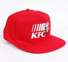Vintage 90s Era KFC Snapback hat cap red dad NEW