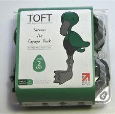 Toft Lazarus The Cayuga Duck Toy Animal Yarn Crochet Kit