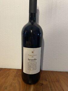 Poggio Antico Brunello di Montalcino 1991 1,5l