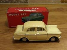 Super Rare Asahi ATC Model Pet (Japan), No 17 Datsun Bluebird in cream
