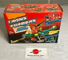1990 Over Run Complete With Box G1 Transformers Action Master