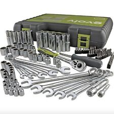 Craftsman Evolv 101 pc Mechanics Tool Set New Tools Sockets Wrench Screwdrivers
