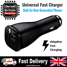Fast Car Charger Qualcomm Quick Charge Adaptive Charging USB Car Fast Charger