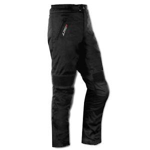 Men Motorbike Motorcycle Waterproof Textile Thremal Pant Trousers CE Armoured 34