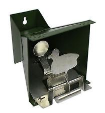Kugelfang Trichter 14x14cm mit Entenpendel | Enten Schießspiel | Target | NEU
