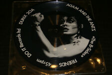 "Adam & The Ants The B Sides- Friends / Physical / Kick UK 1982 Do It 7"" Pic Disc"