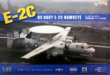 Kinetic 1:48 #48013 Us Navy E-2C Hawkeye All-Weather Airborne Early Warning~Mib