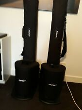 More details for 2 x bose l1 compact pa line array syste.3 months old.collection/delivery 24 oct.