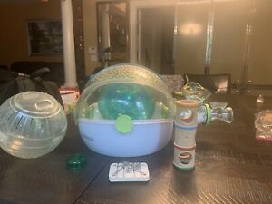 Habitrail  Ovo Hamster/rodent Cage Plus Extras
