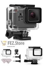 iTrunk Waterproof Housing Case for GoPro Hero 7 Black White Silver HD / (2018...