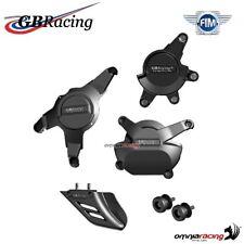 Kit protezioni carter motore/catena GBRacing Honda CBR1000RR Fireblade/SP 10>16