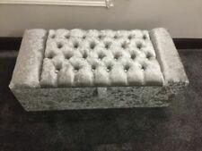 Handmade Storage Ottomen For Sale Ebay