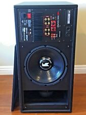 "Miller & Kreisel, M&K MPS5160SF Monster Subwoofer 100-240 Volts ""Super Rare"""