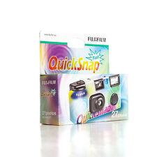 10x Fuji Appareils Photo Jetables Quicksnap - 27 Fujifilm Appareil-Photo