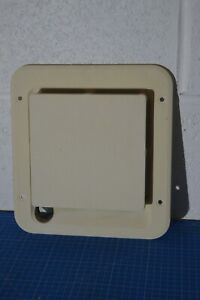 Caravan Water Heater - Carver Cascade Cowl - Vent - Cover - MK2 - Replacement